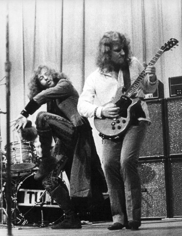 Jethro Tull video: Olympia, 1970 - Guitars101 - Guitar Forums